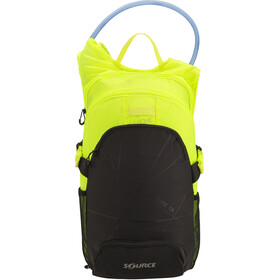 SOURCE Fuse Hydration Pack 3+9l black/florescent yellow